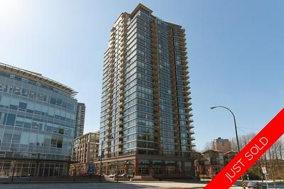 Port Moody Centre Condo for sale: ARIA 1 - Suter Brook 1 bedroom 650 sq.ft. (Listed 2014-11-17)