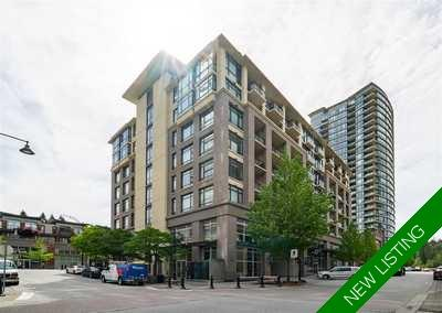 Port Moody Centre Condo for sale:  1 bedroom 716 sq.ft. (Listed 2019-06-19)